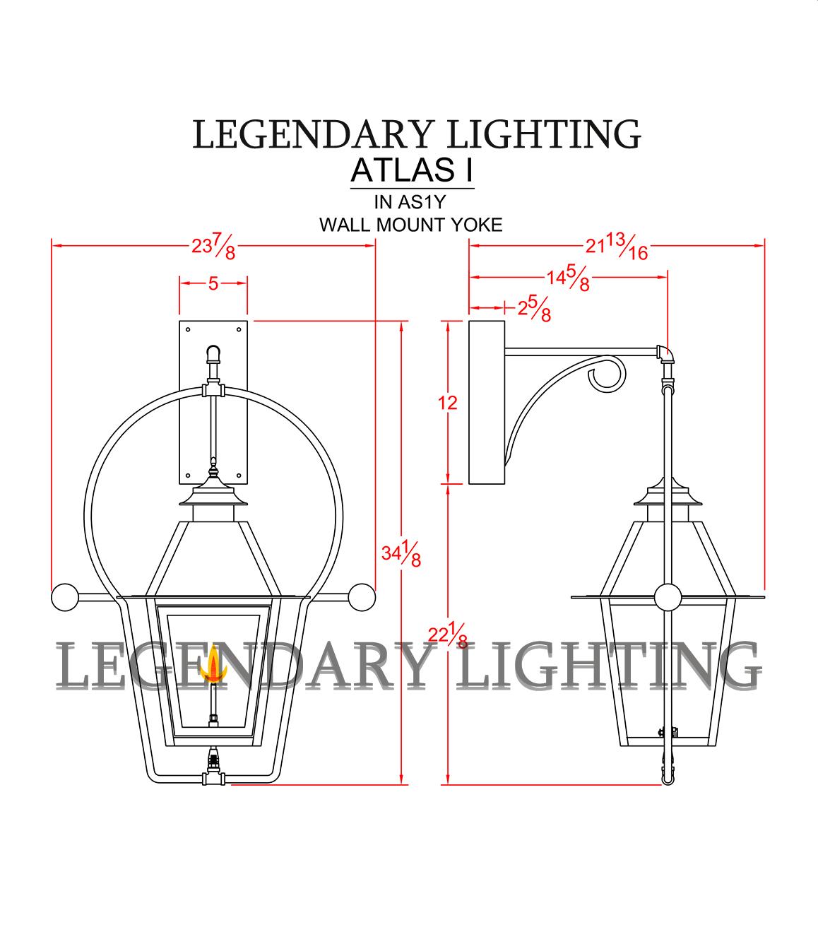 Atlas 1 Wmy Legendary Lighting Wall Schematic Engineering Diagram