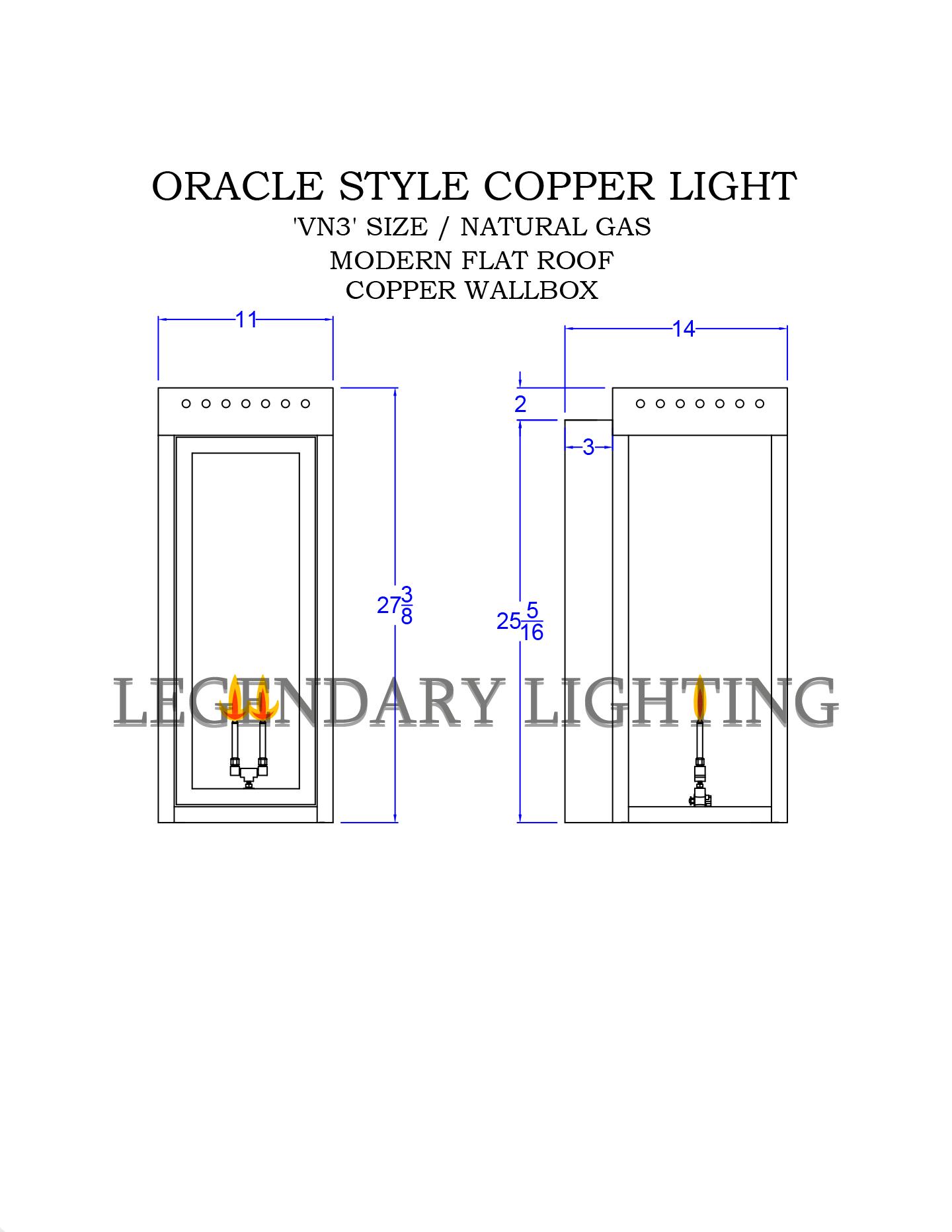 Oracle III Wall
