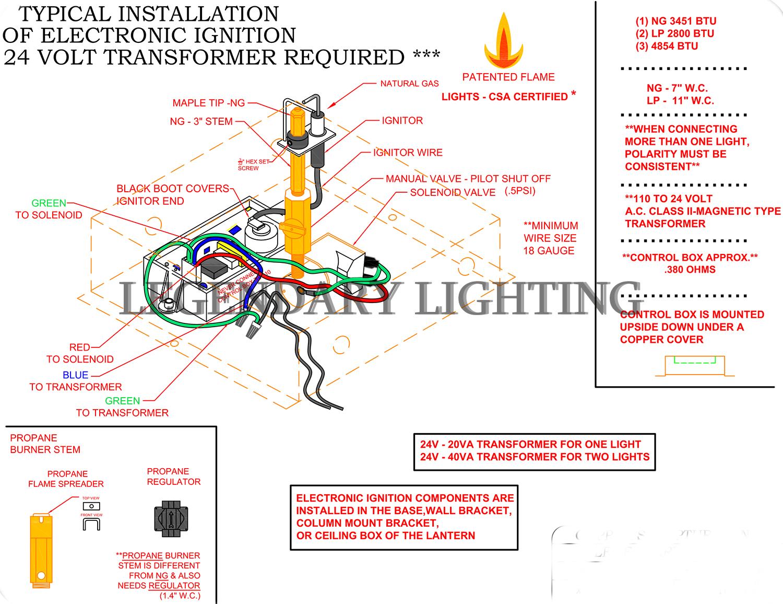 Copper Regulator Wiring Diagram Simple Options Dodge Voltage E I Installation Legendary Lighting
