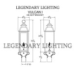 Vulcan 1 Post