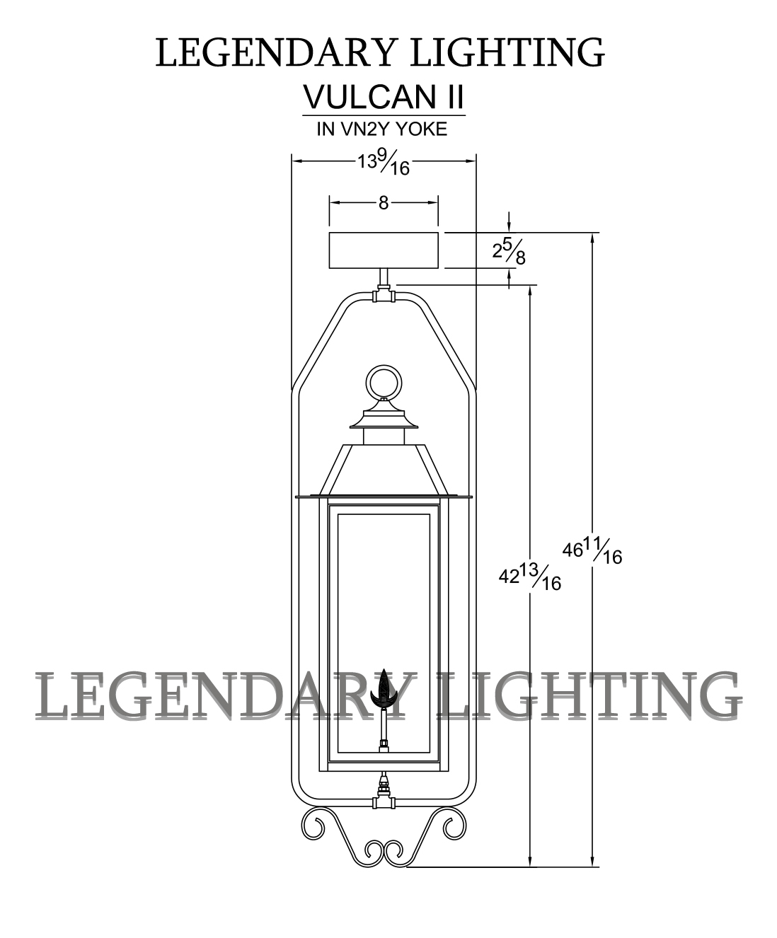 Vulcan Legendary Lighting Atlas Wiring Diagrams 2 Yoke